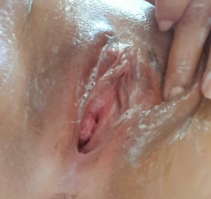 Soapy... [f]resh and clean