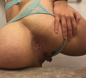 perfect size for a [f]inger