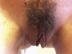 My pussy cum lick me up