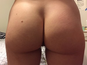 I hope my butt stays (f)irm when im in my 20s