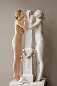 The Naked Statue