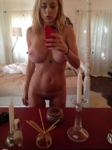 Busty Selfie