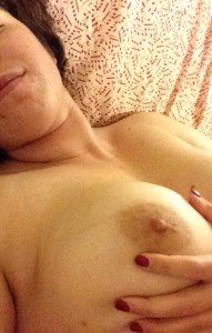 Let's talk [f]or hours and then shove things up my ass.