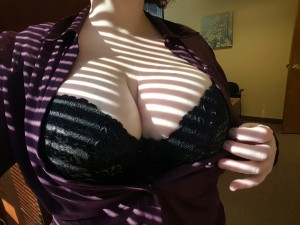 [F] Let's hope the boss doesn't know what Reddit is...