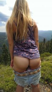 Natural ass