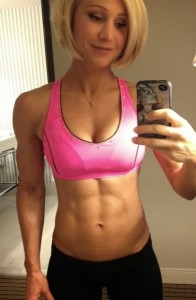 Working out does a body good