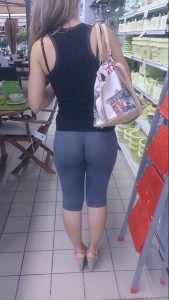 Out shopping