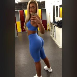 Nice gym booty