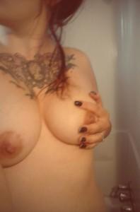Cum on my tits!! (F)