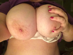 Tired of my tits yet?