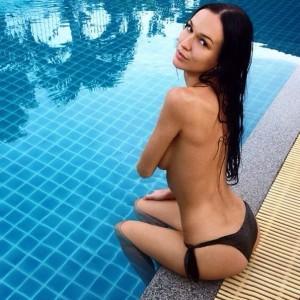 Anastasia Martzipanova Stunning Russian Model