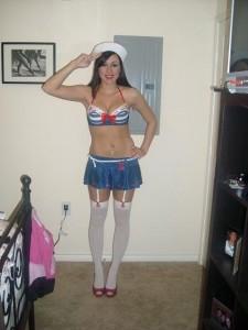Hey Sailor~