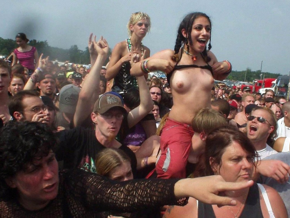 Better her than the girl behind her