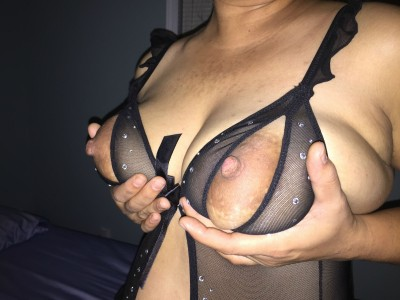 More from Slutty Indian Mil[f]. Boobs!