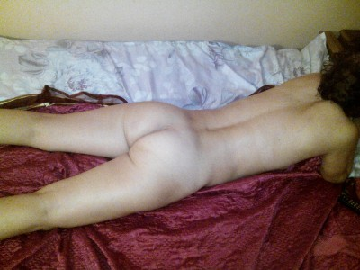 Here and my wi(f)e ass!!