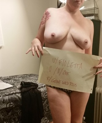 [VERIFICATION] Expect to see more of me soon!