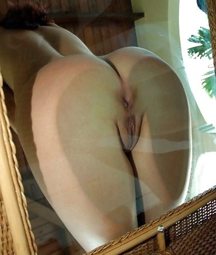 Showing Ass Sexy Lingery