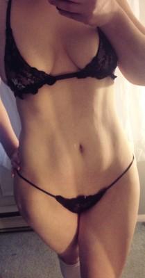 Last part of my little striptease... Enjoy ;)