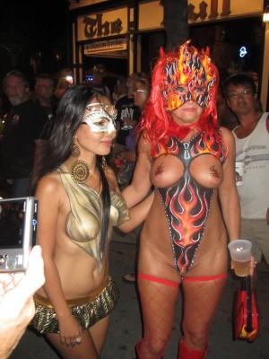 Fantasy Fest 2012