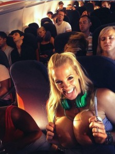 On the Plane [IMG]
