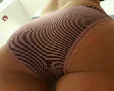 Working on my booty... (f)