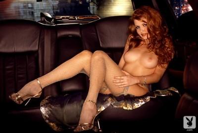 Alexandria Karlsen Miss March 1999