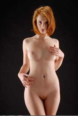 Redhead Hottie Clelia