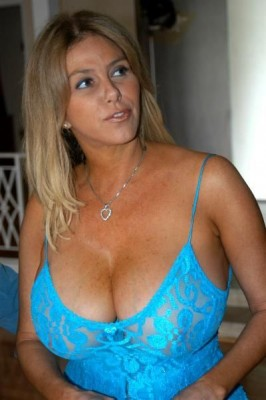 Stacked milf