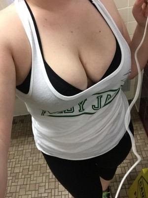 Do you like my sweaty