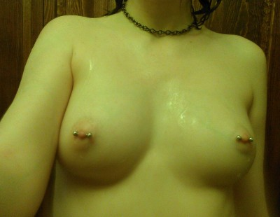 Some tits [f]resh outta the shower