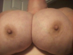 Swollen Breasts in Need of Firm Hands & a Warm Mouth