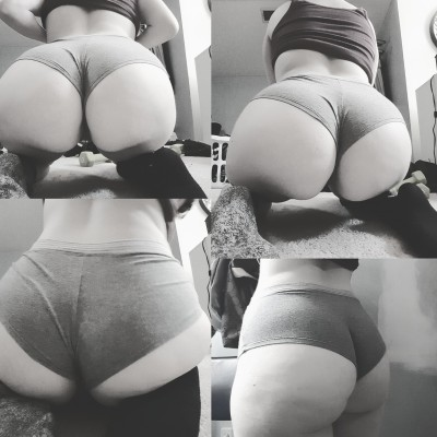 [F]inally got the courage to post. Booty brought to you by pizza and squats.