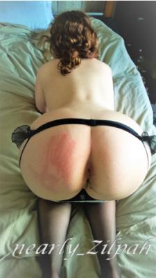 Was I too naughty? (f)