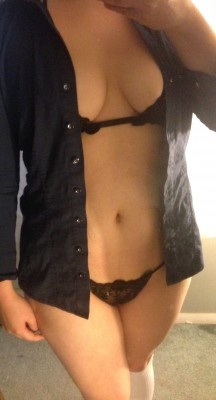 Striptease pic #2 ;) Want more?