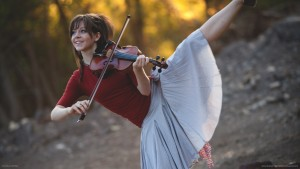 Flexible Lindsey Stirling