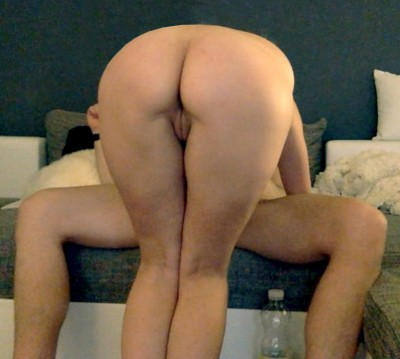 How about bent over and sucking? [F]