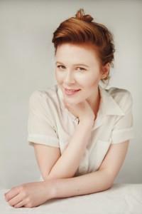 Australian actress Anna McGahan