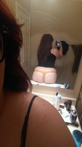 My butt is too big :S [F]