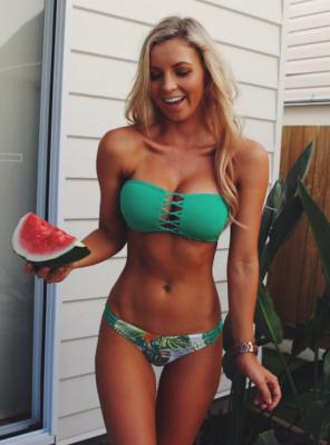 Nice melon.