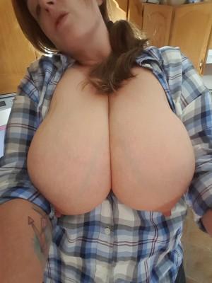 Plaid and boobies
