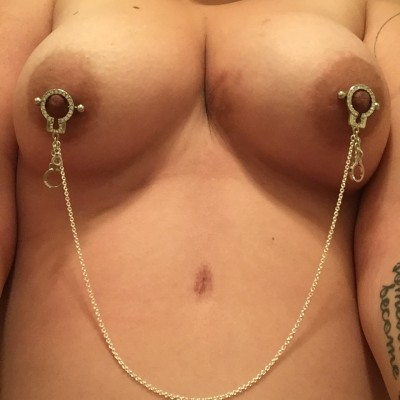 My (f)avorite nipple rings