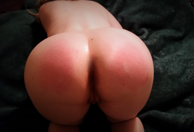 Spanked for Being Naughty