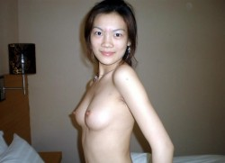 Hairy amateur Asian (AIC)