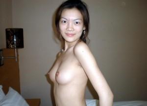 Hairy amateur Asian (AIC)