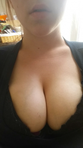 Having a Wonder[f]ul Boob Day