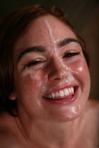 Beautiful freckly slut