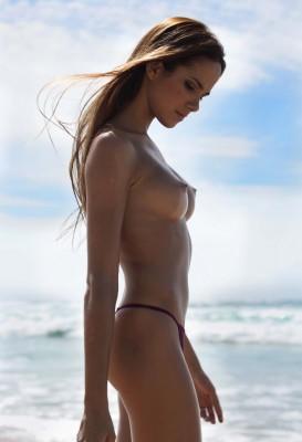 Beauty on the beach.