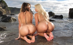 Two Perfect Asses