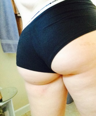 [F]avorite Victoria's Secret booty shorts