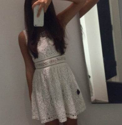 What does /r/gonemild think of this white dress? :-)